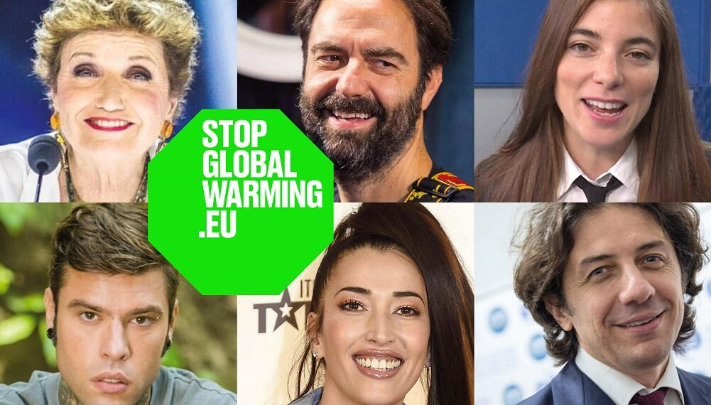 Stop Global Warming: un piano europeo per fermare il climate change