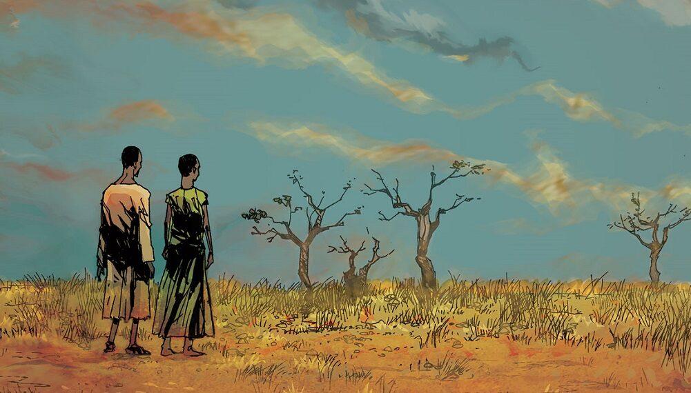 Un nuovo graphic novel per raccontare l'umanitario
