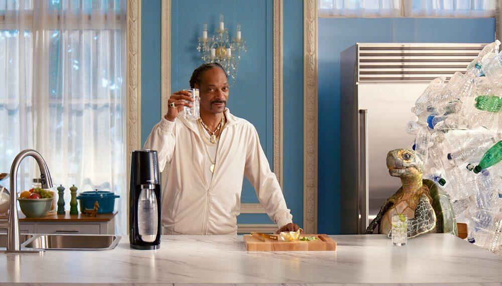 Il valore delle piccole cose: Snoop Dogg ambientalista per SodaStream