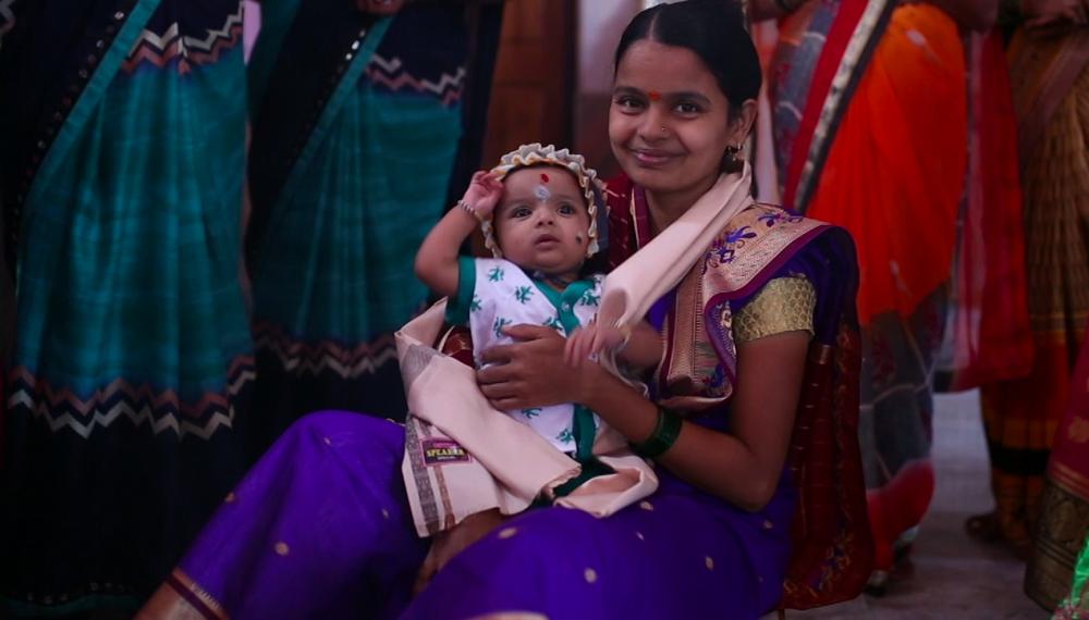 India, una cerimonia per combattere il feticidio femminile