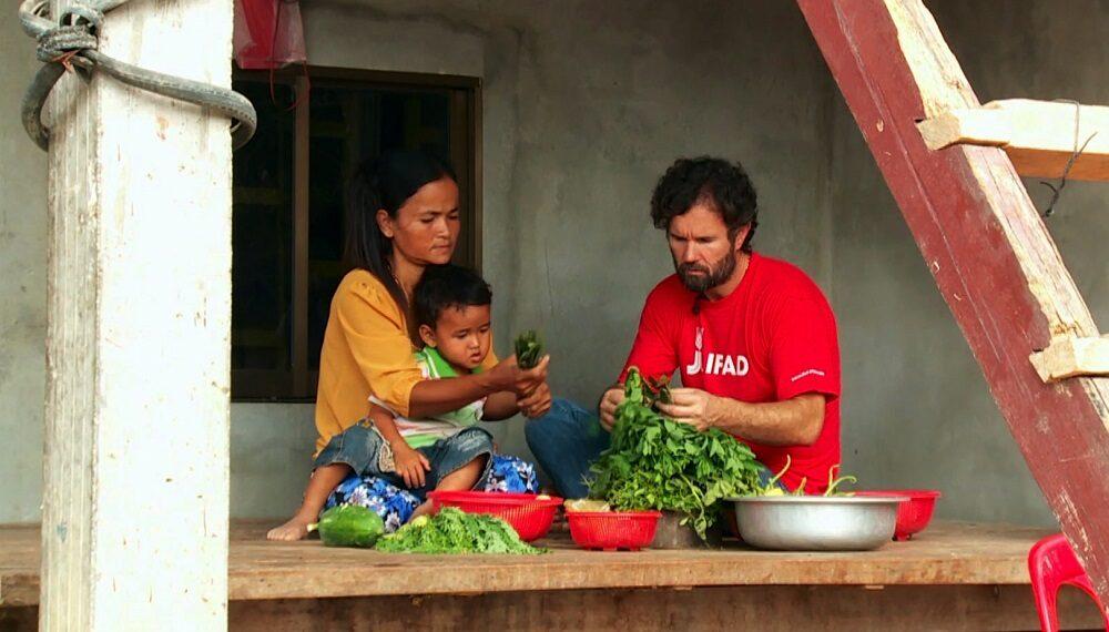 Cambogia: curry cambogiano con Carlo Cracco