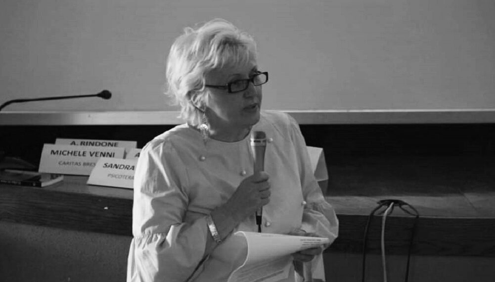 """Marina Borghetti: """"Da dieci anni contro lo spreco alimentare"""""""