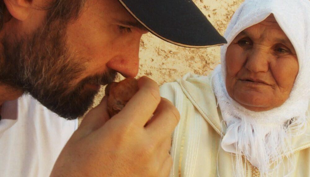 Marocco:  tagine di agnello e tartufo marocchino con Carlo Cracco