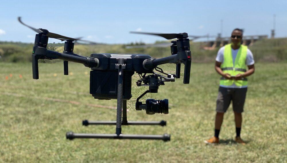 Droni, gli operatori umanitari del cielo