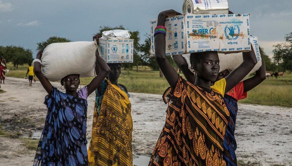 #fightfamine, una campagna contro le carestie
