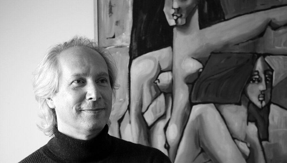 """Luca Temolo Dall'Igna: """"Almach, art gallery socialmente responsabile contro la fuga dei pennelli"""""""