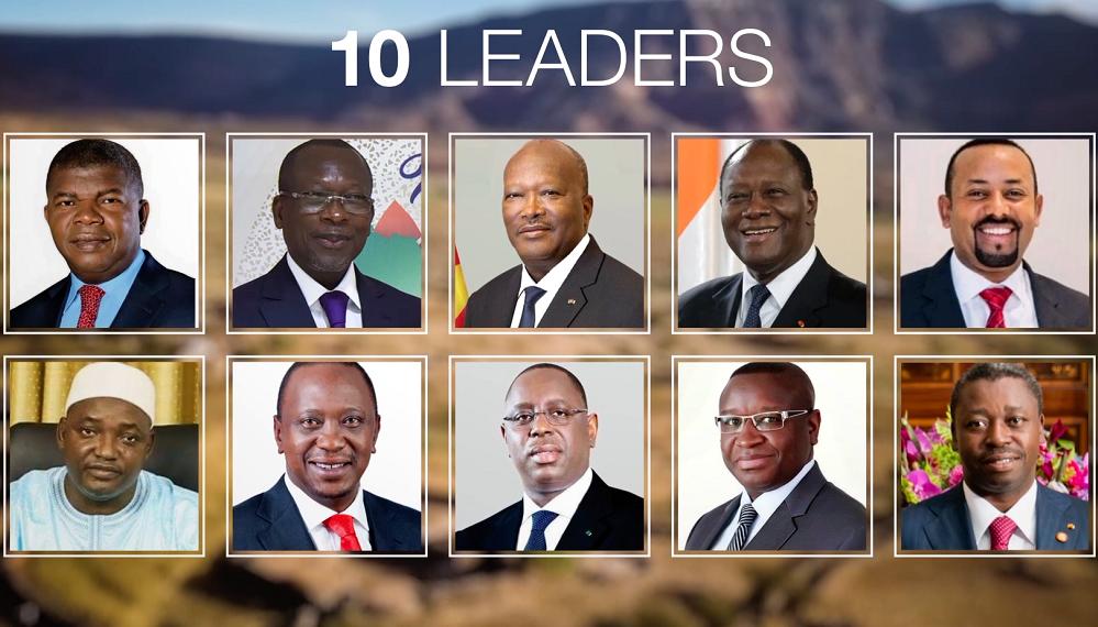 L'appello dei capi di stato africani agli altri leader del mondo