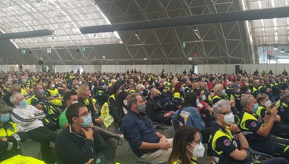 Milano, il giusto premio alla Protezione Civile