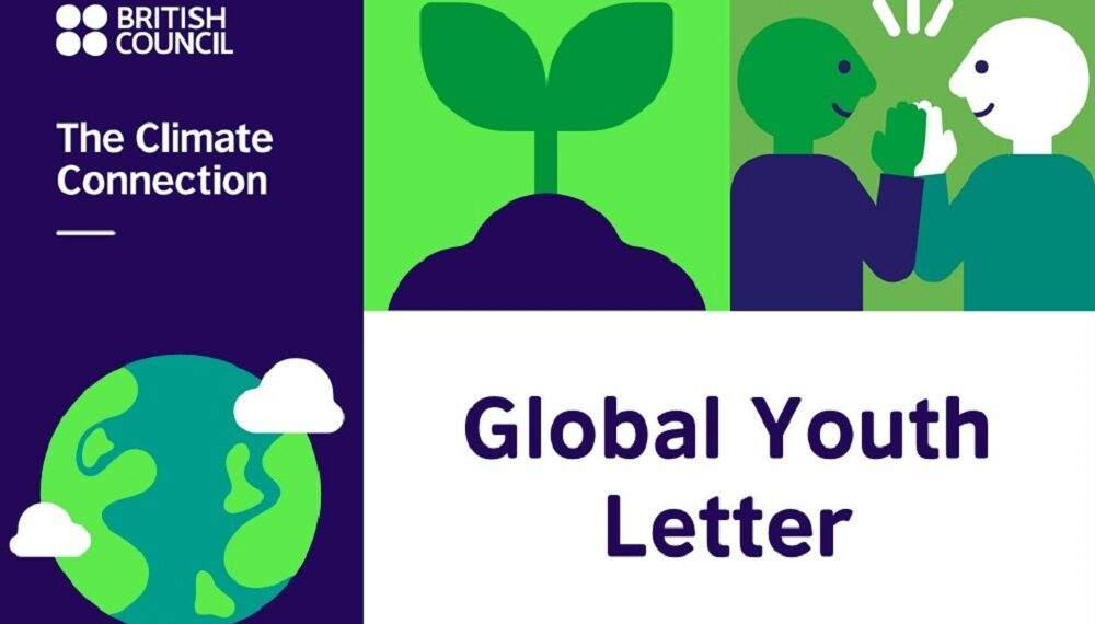 """""""Global Youth Letter"""", il messaggio dei giovani ai leader della COP26"""