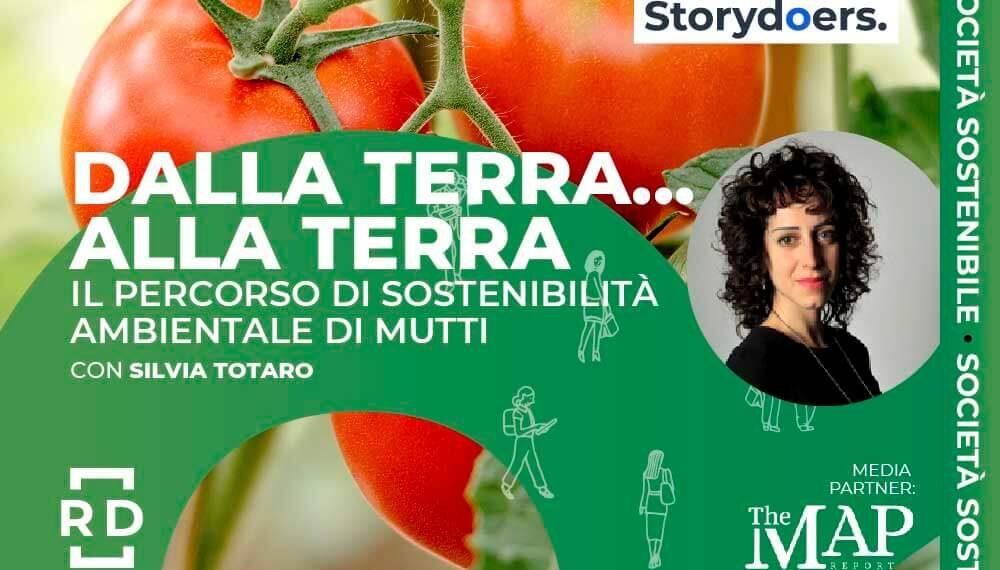 """Silvia Totaro, il percorso di sostenibilità ambientale di Mutti: """"Dalla terra alla… terra"""""""