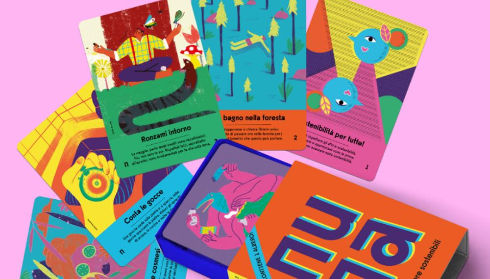 """Nuna: 52 carte per una """"consapevolezza tascabile"""" dello stile di vita più sostenibile"""